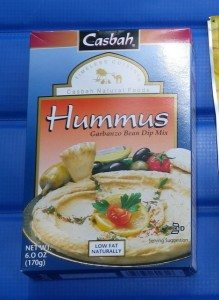 Powdered/Dried Hummus