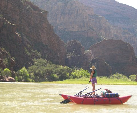 Ladore Canyon on the Green River
