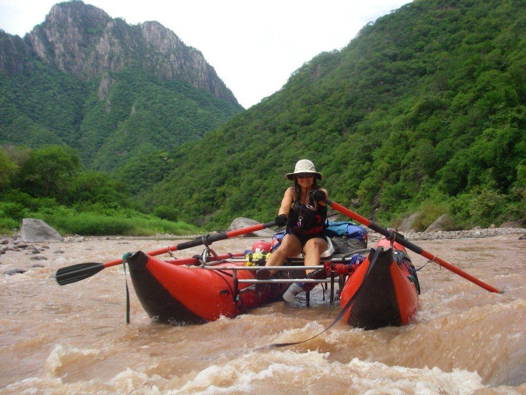 "CANOE & KAYAK Article – ""Exposed"" (Lacey Anderson Profile)"